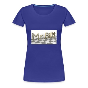 Mr. Bill$ - Women's Premium T-Shirt