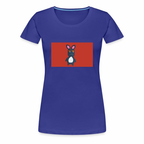 Flat Monster - Women's Premium T-Shirt