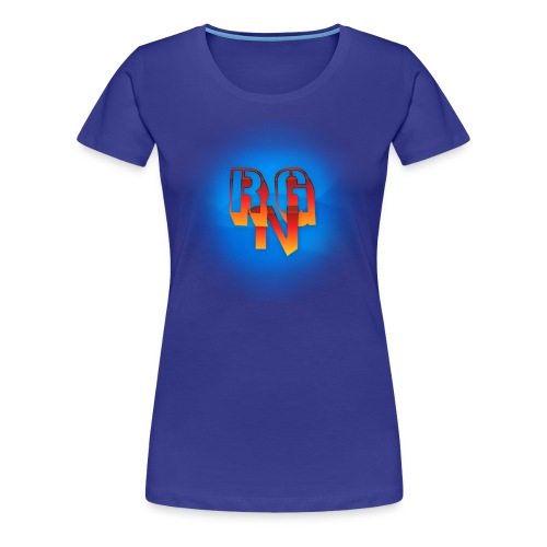 RgNation Logo - Women's Premium T-Shirt