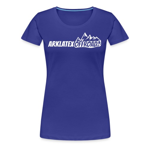 ArkLaTex 2018 Black and White logo - Women's Premium T-Shirt