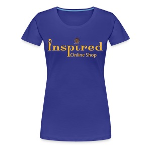 Inspired Logo - Women's Premium T-Shirt
