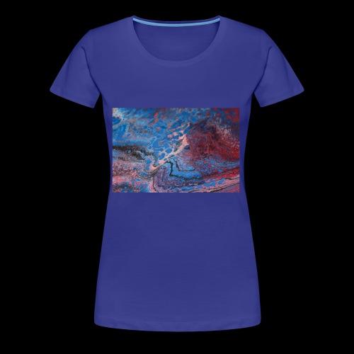 friendly neighborhood spiderman - Women's Premium T-Shirt