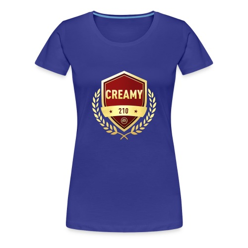 CREAMY210 Original FUT Champions Logo - Women's Premium T-Shirt