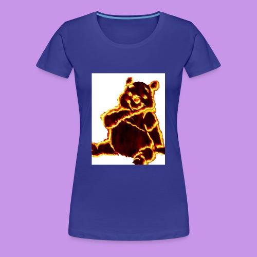 pooh - Women's Premium T-Shirt