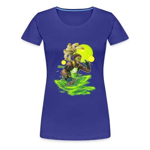 Give Yourself To The Rhythm - Women's Premium T-Shirt