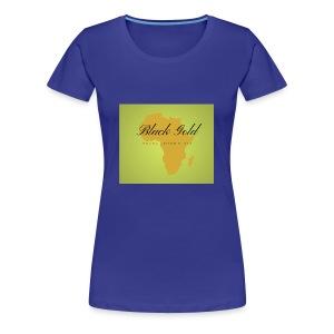 black gold - Women's Premium T-Shirt