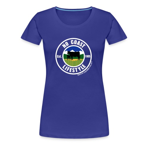 NCL Cows - Women's Premium T-Shirt
