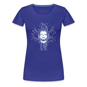 DB Tech Circuit - Women's Premium T-Shirt