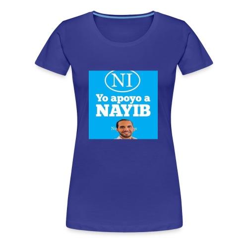 NAYIB - Women's Premium T-Shirt