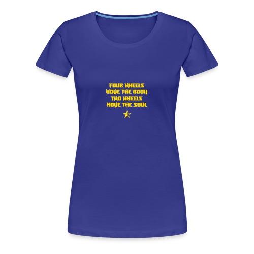 Riders M2 - Women's Premium T-Shirt