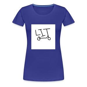 Screenshot 20171216 163629 - Women's Premium T-Shirt