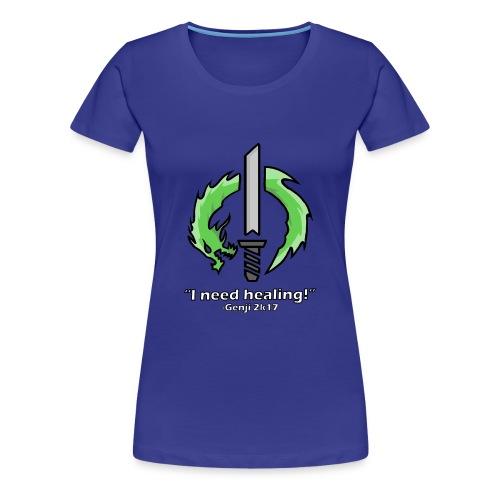 Yellowe Brand Merch - Women's Premium T-Shirt