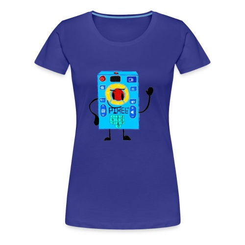 Remote - Women's Premium T-Shirt