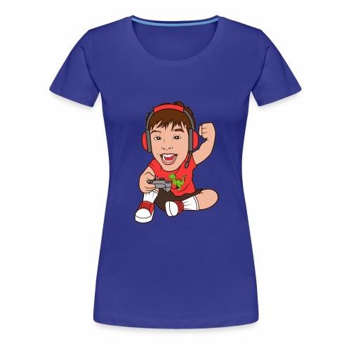 DMJ Gamer - Women's Premium T-Shirt