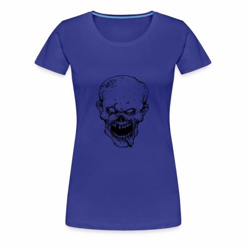 Zombie - Women's Premium T-Shirt