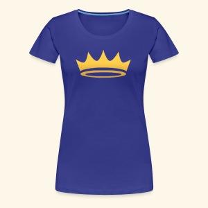 The Famous One - Crown - Women's Premium T-Shirt