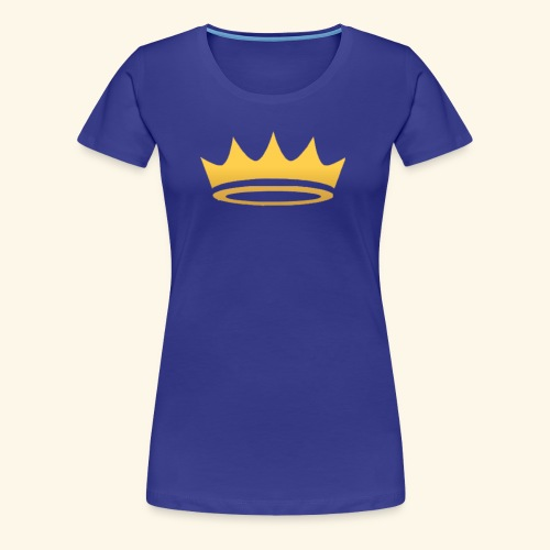 The Famous One - Crown - Women's Premium T-Shirt