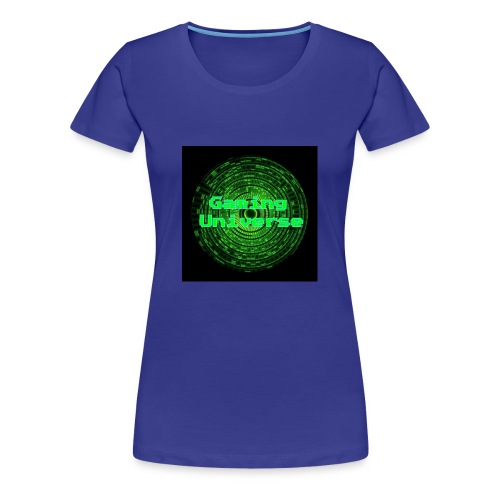 TheGamingUniverse MERCH - Women's Premium T-Shirt