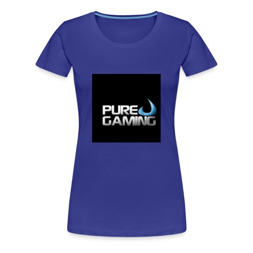pure gaming - Women's Premium T-Shirt
