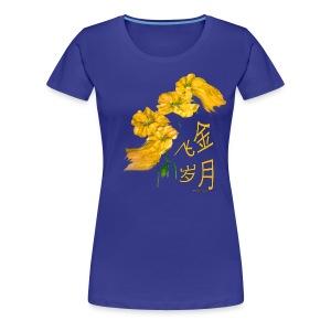 Golden Time - Women's Premium T-Shirt