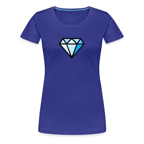 Diamond dino clothes - Women's Premium T-Shirt