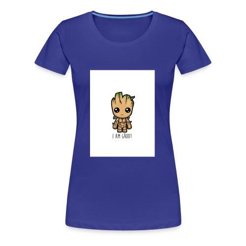 Groot - Women's Premium T-Shirt