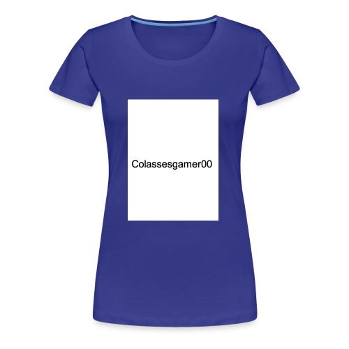 Collasses - Women's Premium T-Shirt