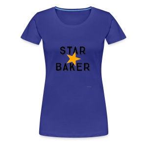 Star Baker Great British Bake Off - Women's Premium T-Shirt