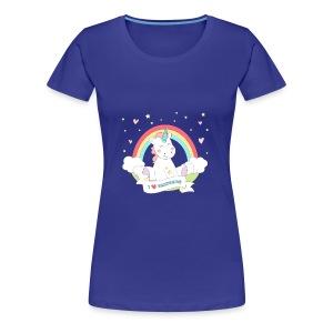003 - Women's Premium T-Shirt