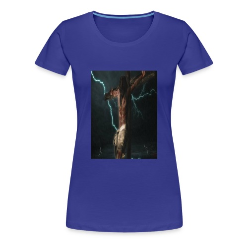 JESUS1 - Women's Premium T-Shirt