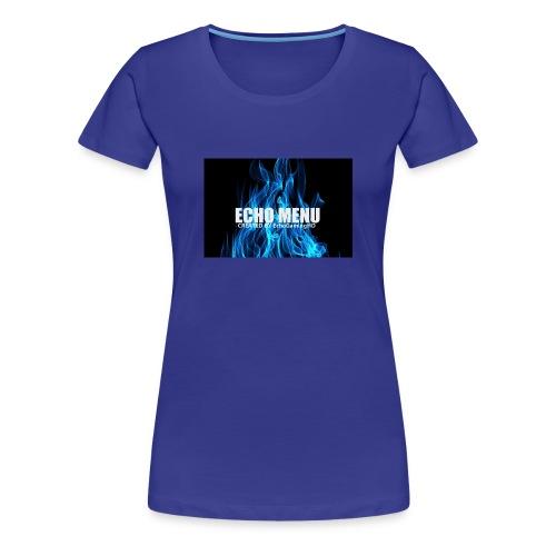 ECHO - Women's Premium T-Shirt