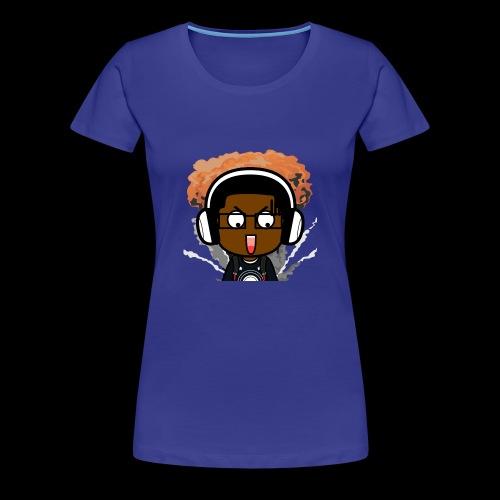 TeriqTheTitan Logo - Women's Premium T-Shirt