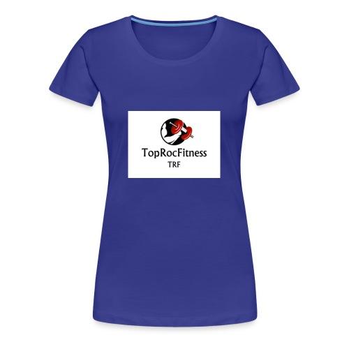 TopRocFitness - Women's Premium T-Shirt