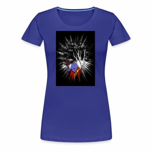 Blue Sappo - Women's Premium T-Shirt