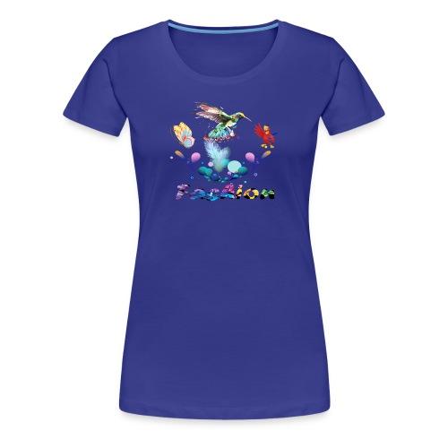 fashion yan - Women's Premium T-Shirt
