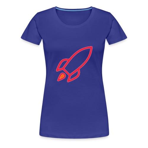 Rocket Cheap Women - Women's Premium T-Shirt