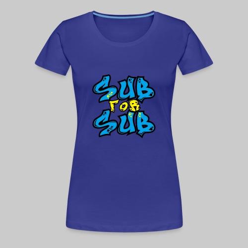 GRAFFITI - Women's Premium T-Shirt