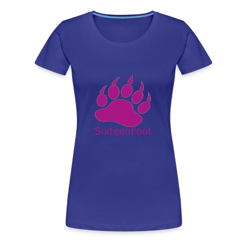 Purple_Logo - Women's Premium T-Shirt