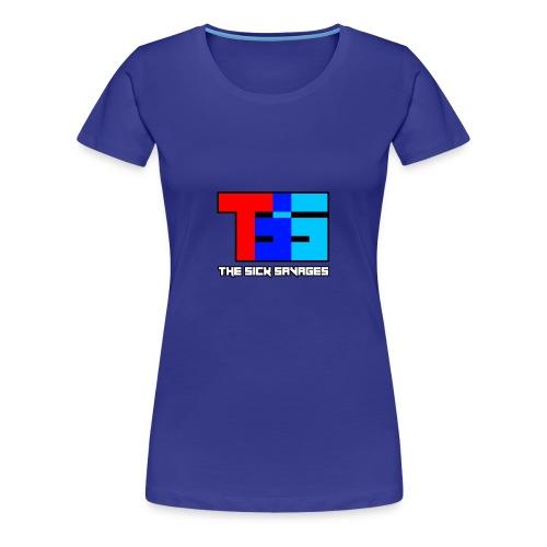 TSS Logo - Women's Premium T-Shirt