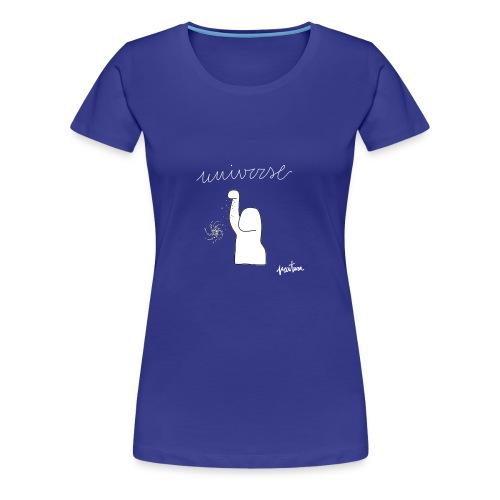 Universe - Women's Premium T-Shirt