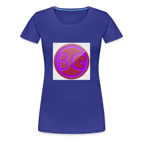 Brother Gaming 2016 logo apparel - Women's Premium T-Shirt