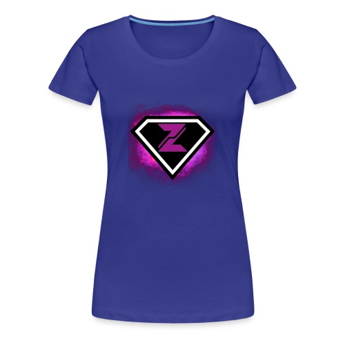 Zyanite Logo - YouTube - Women's Premium T-Shirt