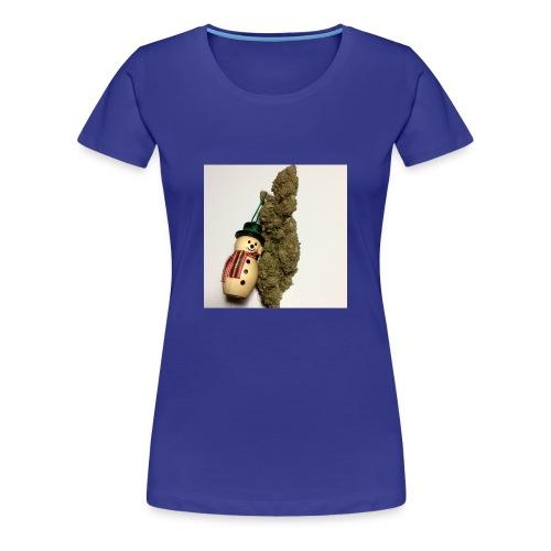 Christmas Tree Nugget - Women's Premium T-Shirt