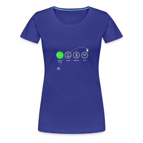 airplane_flight - Women's Premium T-Shirt