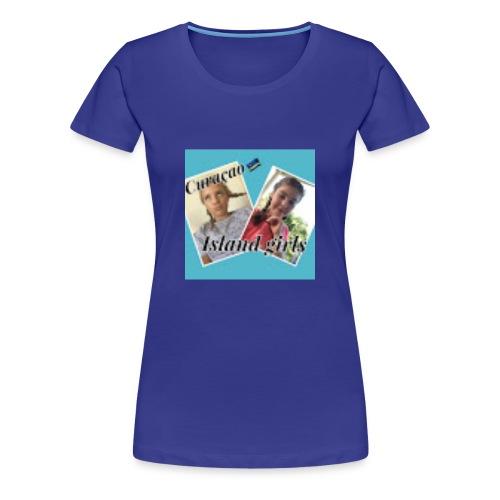 IslandGirls - Women's Premium T-Shirt