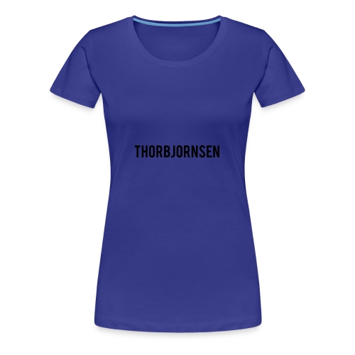 Thorbjornsen - Women's Premium T-Shirt