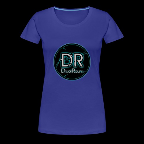 DruckRaum Logo - Women's Premium T-Shirt