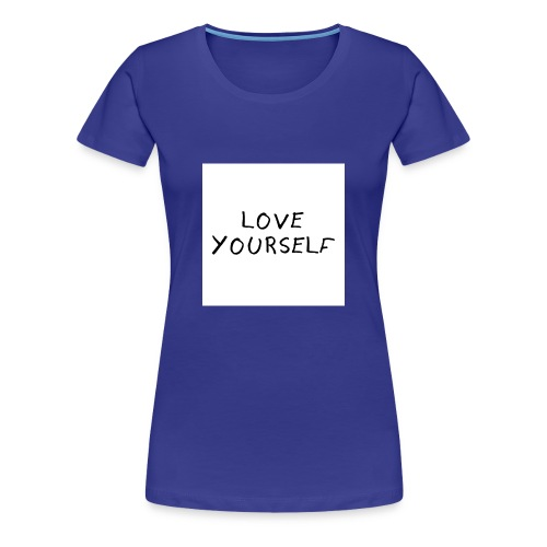 loveyourself - Women's Premium T-Shirt