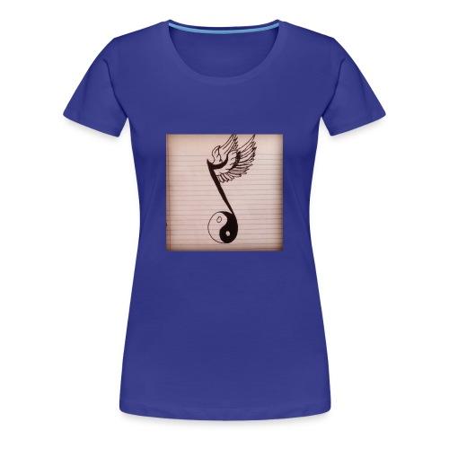 angel samsung case - Women's Premium T-Shirt