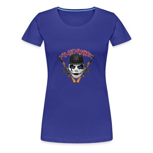 malaki logo - Women's Premium T-Shirt